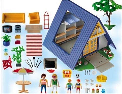 Playmobil maison de vacances - Plan maison de campagne playmobil ...