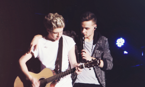 Niall Horan &amp; Liam Payne &#9829; 